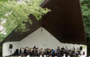 Konzertmuschel im Fredenbaumpark