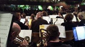 Konzert aus Orchesterperspektive