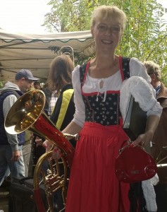 Oktoberfest-Hornisse